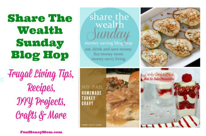 Share The Wealth Sunday Blog Hop #87