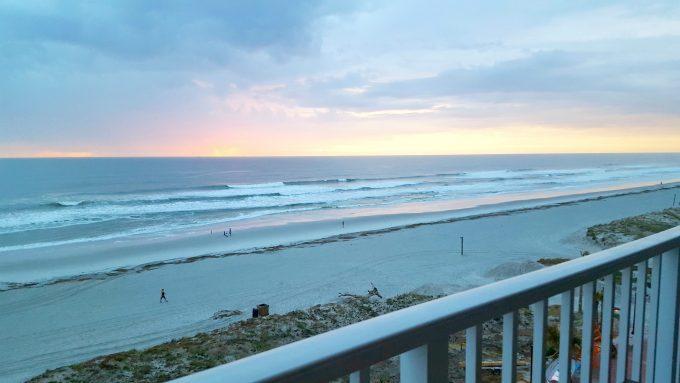 Jacksonville-Florida-Sheraton-beach-view