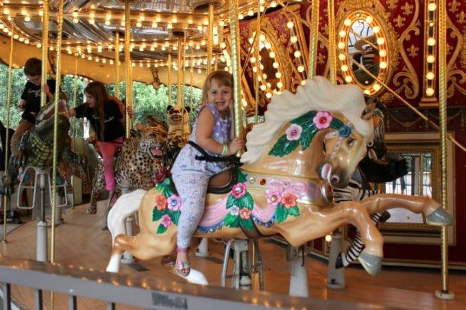 Jacksonville-Florida-zoo-carousel