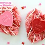 Deliciously Easy Valentine Hearts For The One You Love