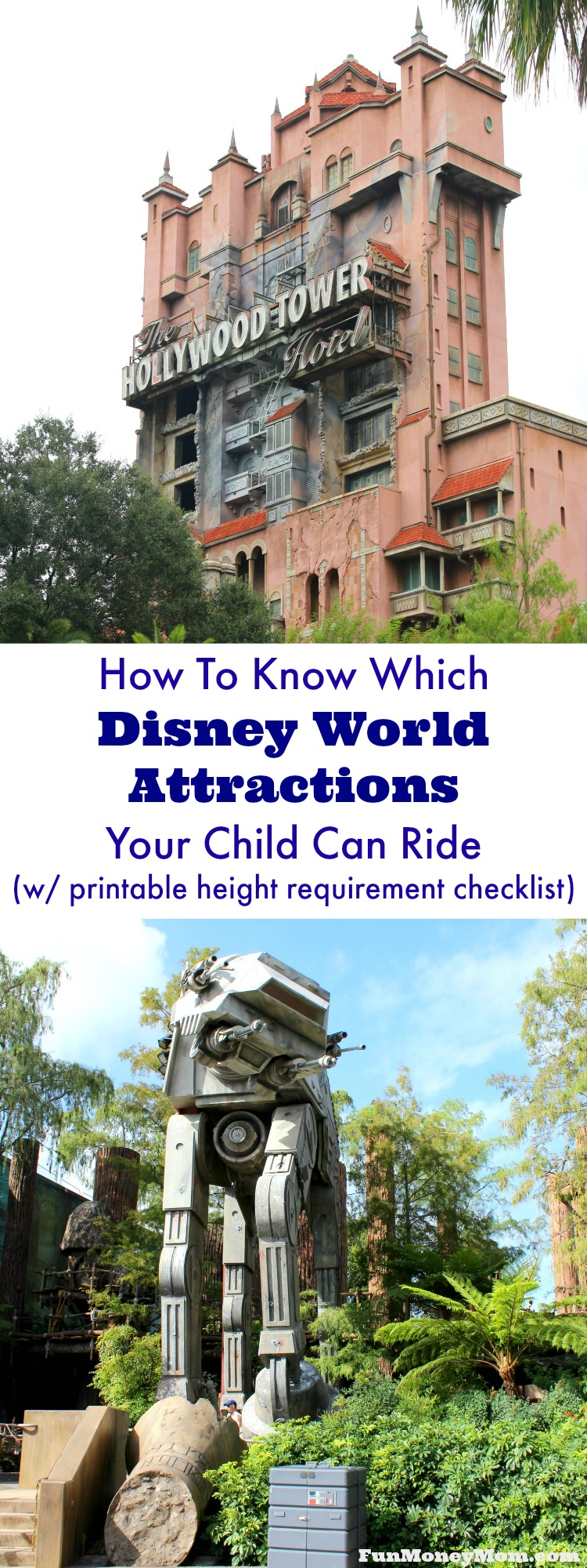 Planning a Disney vacation? Find out the height requirements before you go so that you'll know ahead of time which attractions your child can ride.