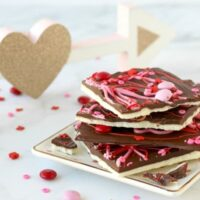 The Best Ever Valentine's Day Bark