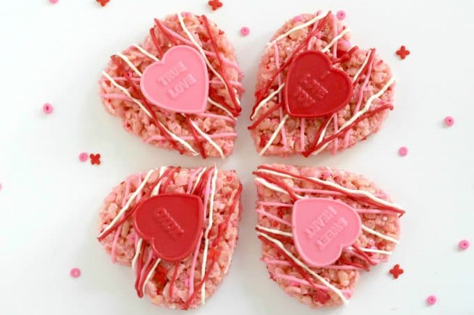 You can never have too many Valentine hearts