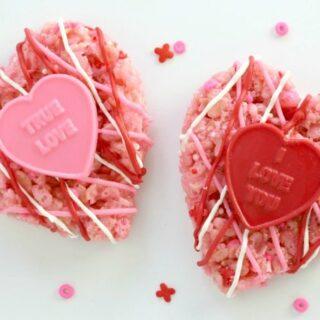 Deliciously Easy Valentine Hearts