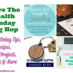 Share The Wealth Sunday Blog Hop #88