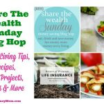 Share The Wealth Sunday Blog Hop #89