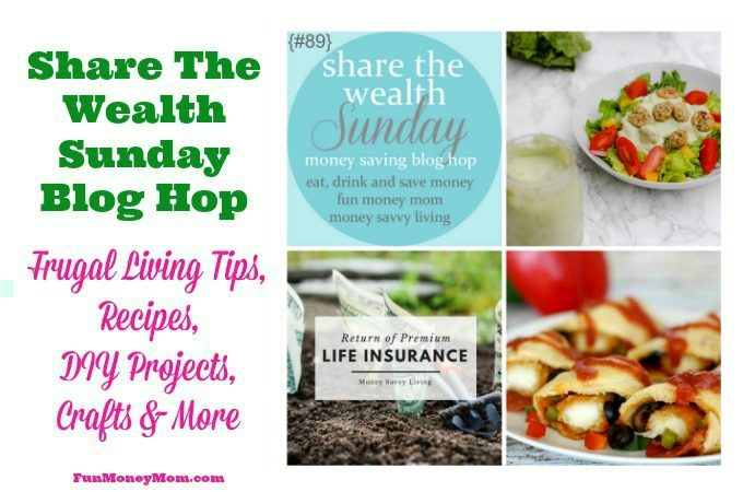 Share The Wealth Sunday Blog Hop #89 Feature