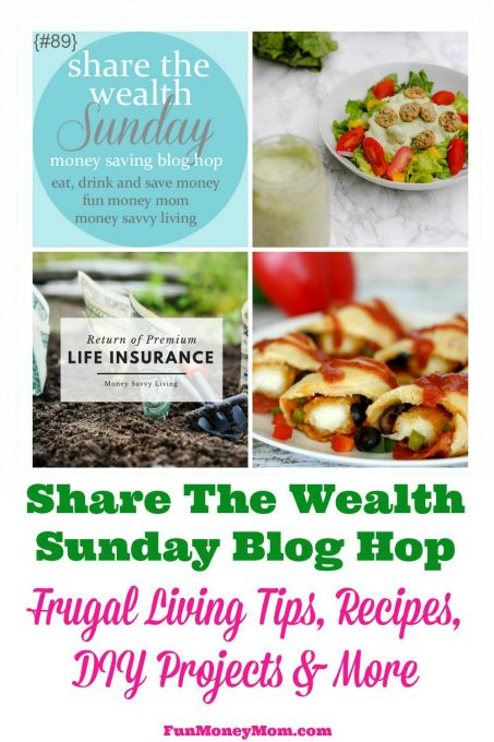 Join us for the Share The Wealth Sunday Blog Hop #89