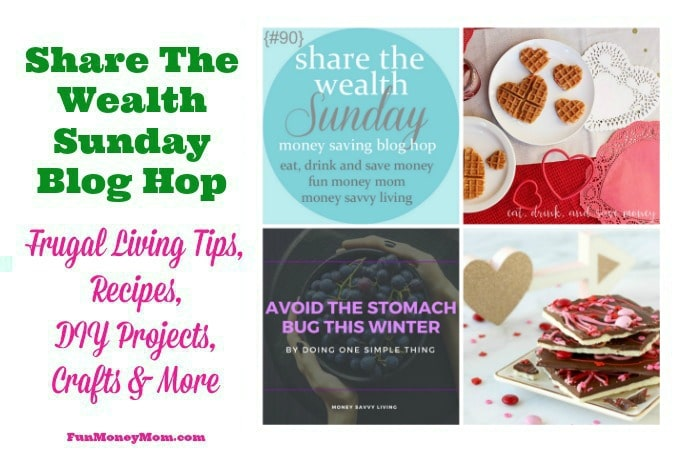 Share The Wealth Sunday Blog Hop 90