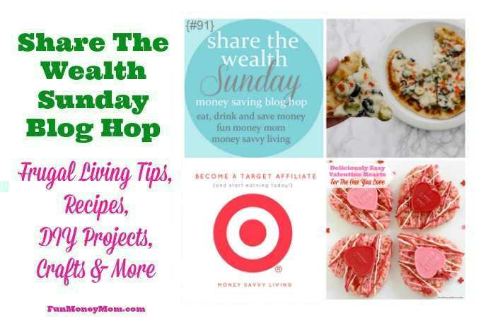 Share The Wealth Sunday Blog Hop 91