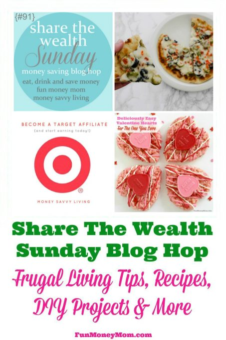 Join us for this weeks Share The Wealth Blog Hop #91 (week of Jan 28)