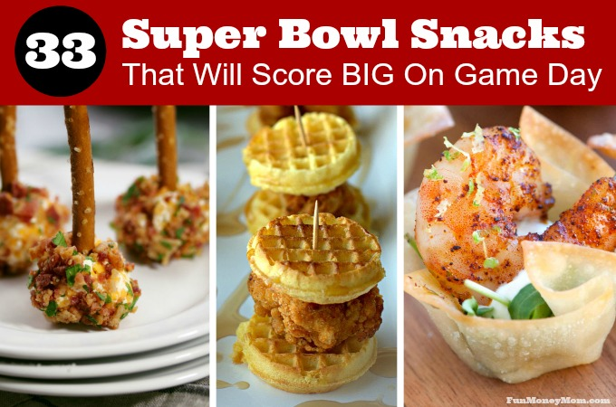 33 Super Bowl Snacks That Will Score Big On Game Day