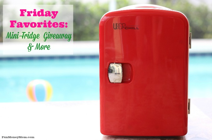 Friday Favorites:  Uber Mini Fridge Giveaway, A NYE Hatchimal Baby and more