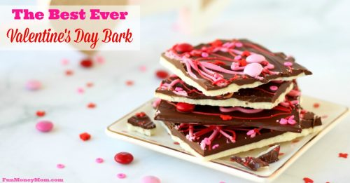 Valentine's Day Bark Facebook