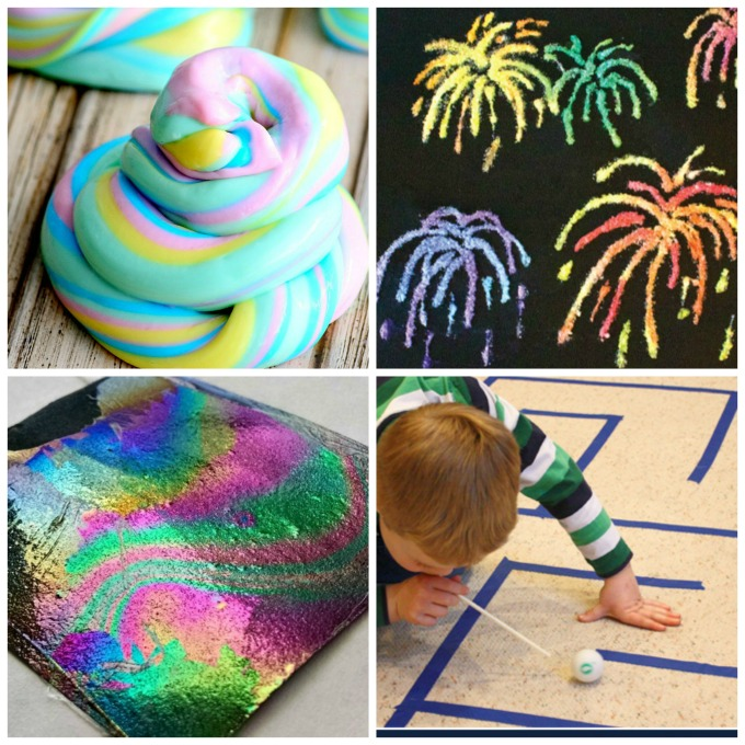 Fun-activities-for-kids-unicorn-poop-collage