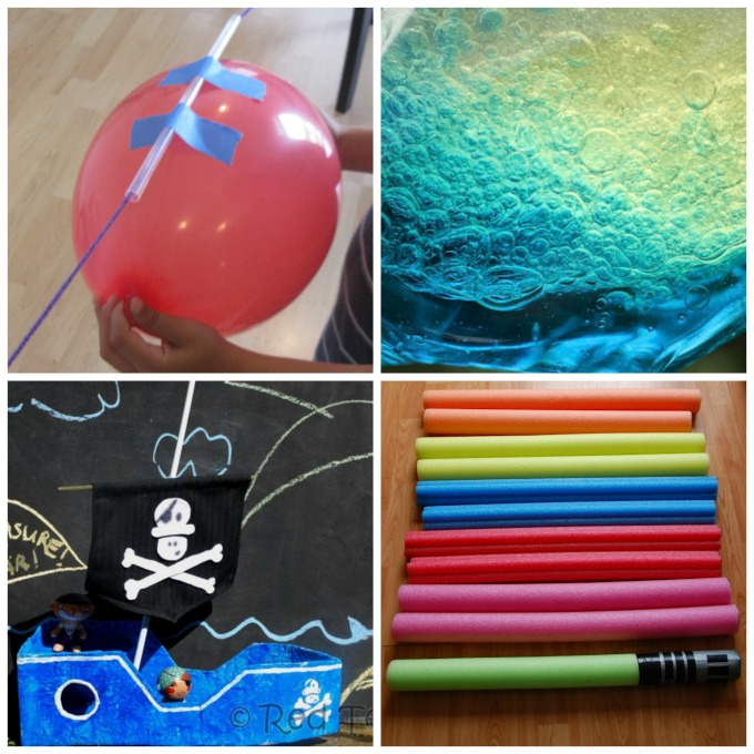 Fun-activities-for-kids-balloon-collage