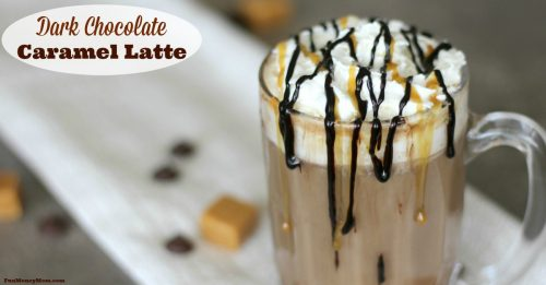 Caramel latte facebook