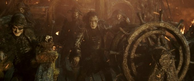 Pirates Of The Caribbean: Dead Men Tell No Tales with Javier Bardem