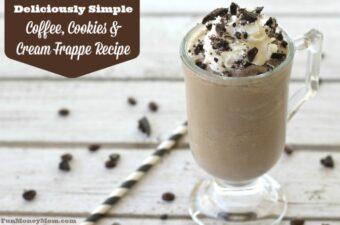 Oreo Frappe Recipe