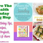 Share The Wealth Sunday Blog Hop 92