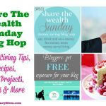 Share The Wealth Sunday Blog Hop 93