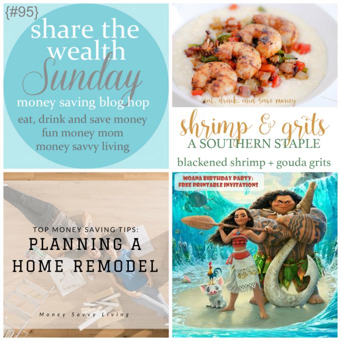 Share The Wealth Sunday Blog Hop 95 host favorites