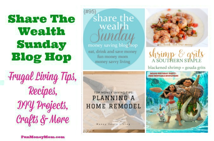 Share The Wealth Sunday Blog Hop 95