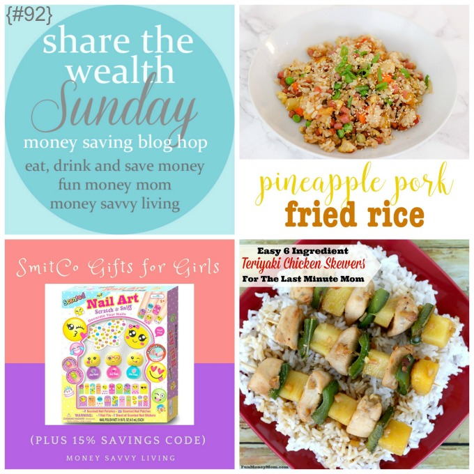 Blog Hop #92 Host collage