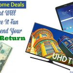 3 Awesome Deals That Will Make It Fun To Spend Your Tax Return