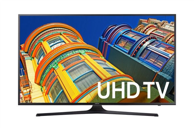 If you really want to spend your tax return on something fun, try this Samsung UHDTV!