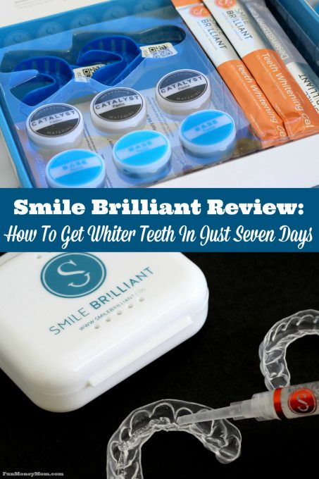 It's amazing what a difference seven days can make. After years of drinking coffee and red wine, find out how Smile Brilliant helped me get a whiter, brighter smile again!