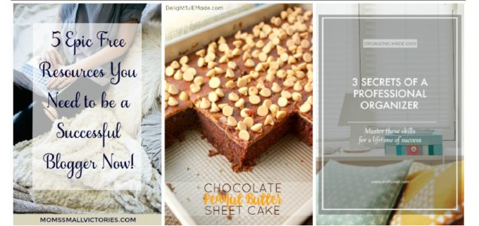 Share The Wealth Sunday Blog Hop 95 top posts