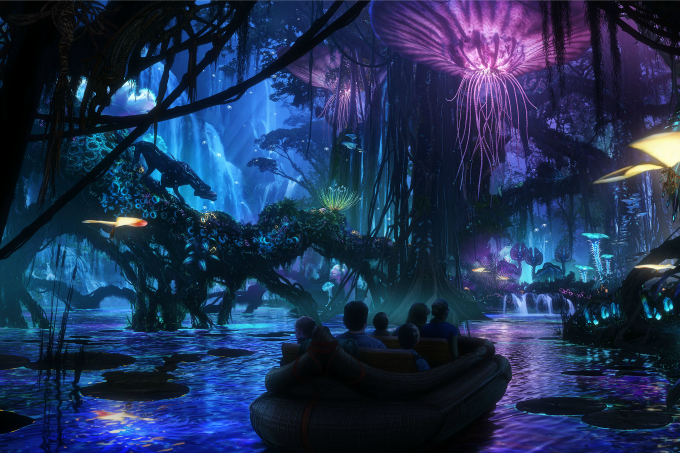 We learned more about the opening of Pandora - The World Of Avatar