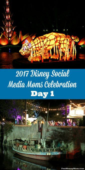 I couldn't believe I'd actually been invited to the Disney Social Media Moms Celebration! Find out what the excitement is all about! #DisneySMMC
