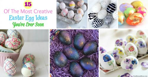Easter egg ideas Facebook