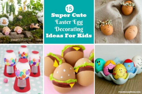 Easter Egg Decorating Ideas feature