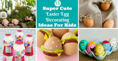 Easter egg decorating ideas facebook