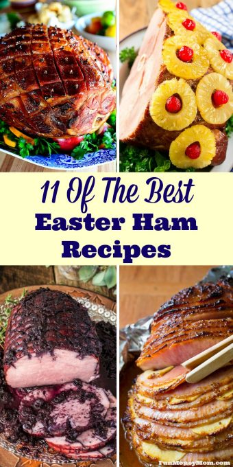 Planning your Easter dinner? Check out these mouthwatering Easter Ham recipes!