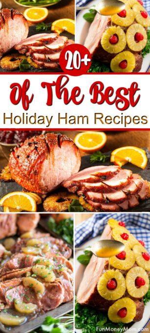 Hoiday Ham Pin