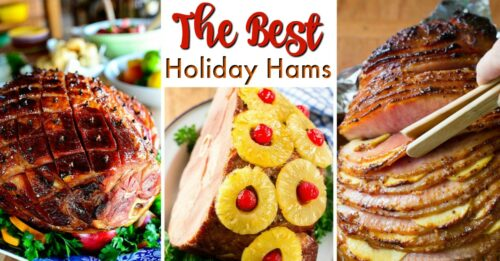 Holiday ham recipes