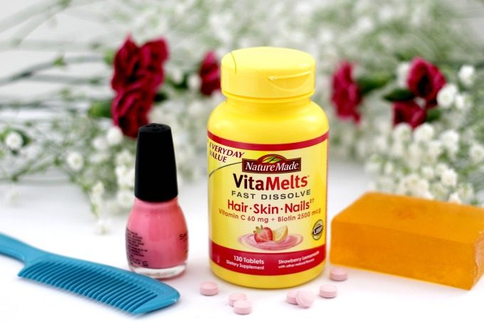 Nature Made VitaMelts are a great addition to any beauty routine