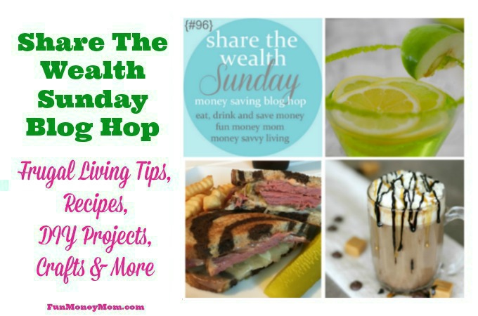 Share The Wealth Sunday Blog Hop 96