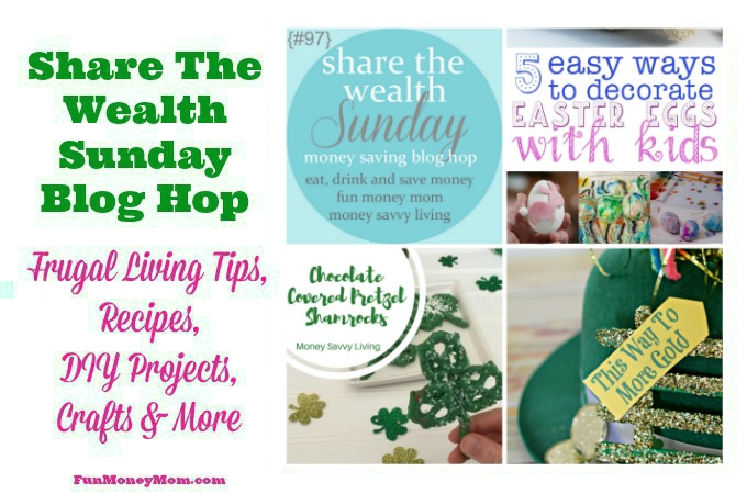 Share The Wealth Sunday Blog Hop 97