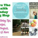 Share The Wealth Sunday Blog Hop 98