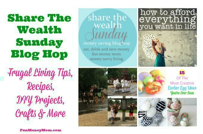 Share The Wealth Sunday 98 feature