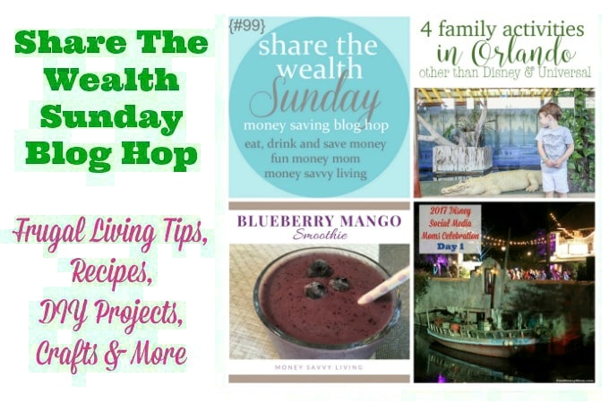 Share The Wealth Sunday Blog Hop 99