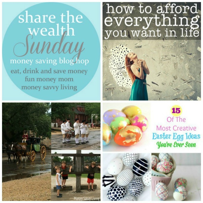 Share The Wealth Sunday 98 favorites