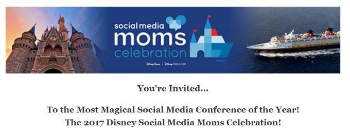 Getting invited to the Disney Social Media Moms Celebration was a dream come true.