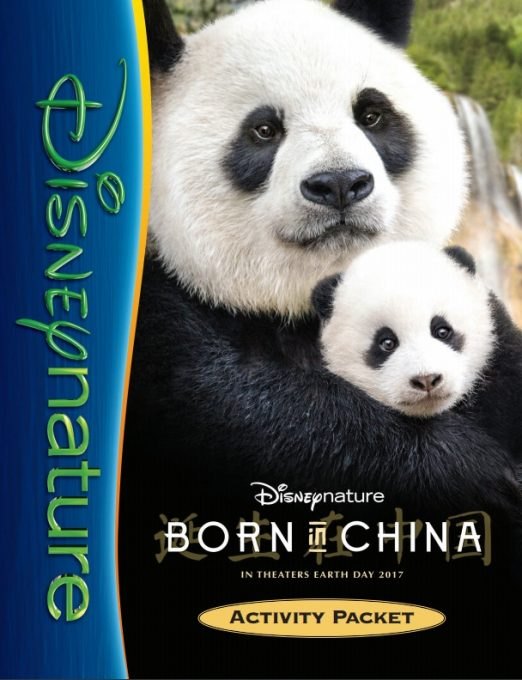 Born In China free printables