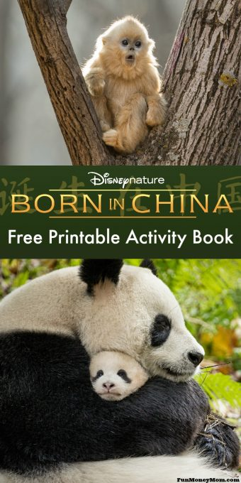 With adorable pandas, mischievous monkeys and up close footage of elusive snow leopards, this is the perfect way to celebrate what an amazing planet we live on.